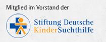 Mitglied im Vorstand der Stiftung Deutsche Kindersuchthilfe